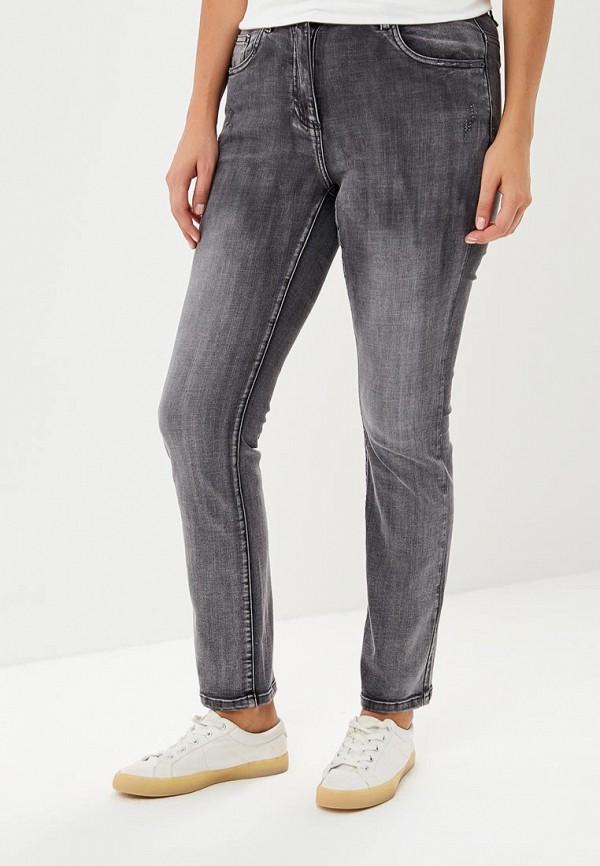женские джинсы averi, серые