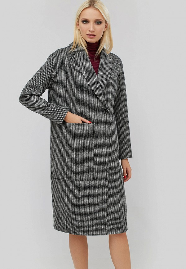 Купить Пальто Cardo, mp002xw1gr9d, серый, Осень-зима 2018/2019