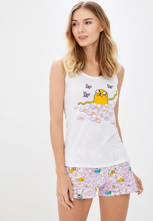 Пижама Твое Твое MP002XW1GRB7 жен пижама арт 19 0042 фиолетовый р 52