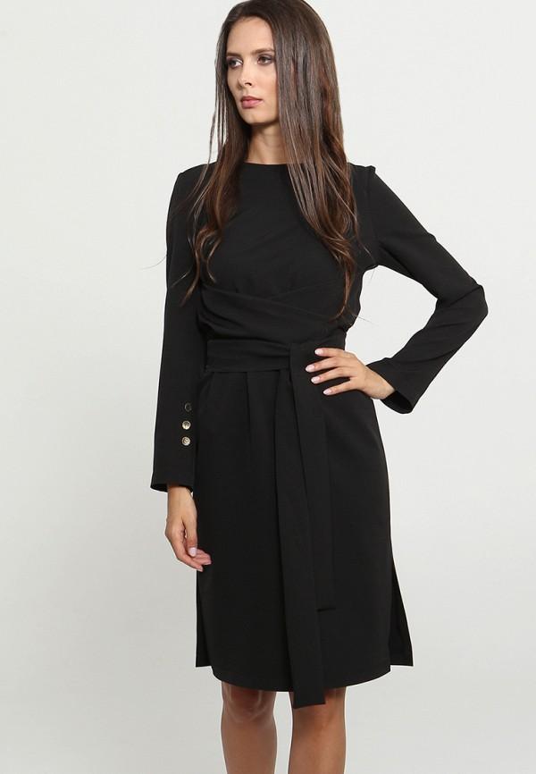 Купить Платье Mari Vera, mp002xw1grhl, черный, Осень-зима 2018/2019