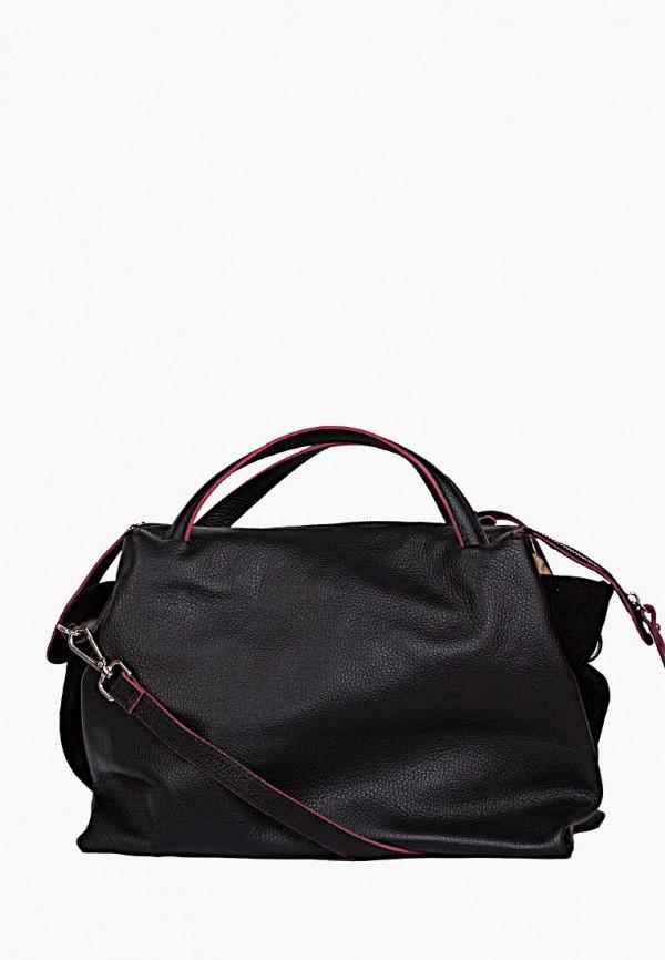женская сумка conte frostini, черная