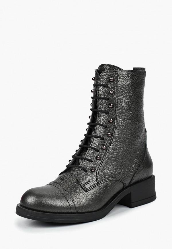 женские ботинки airbox, серые