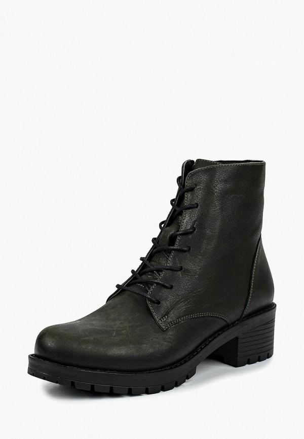 женские ботинки airbox, хаки