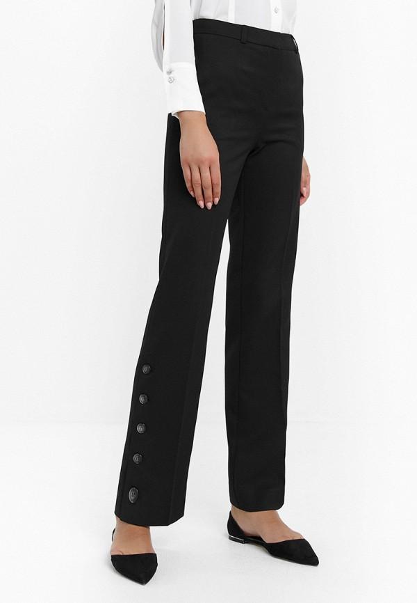 женские повседневные брюки audrey right, черные