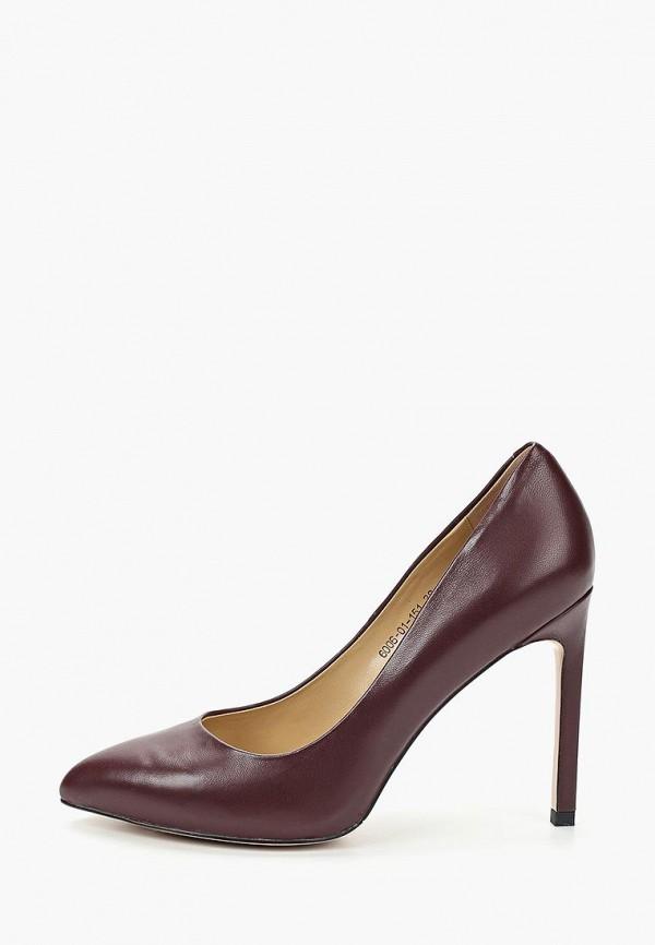 женские туфли dolce vita, бордовые