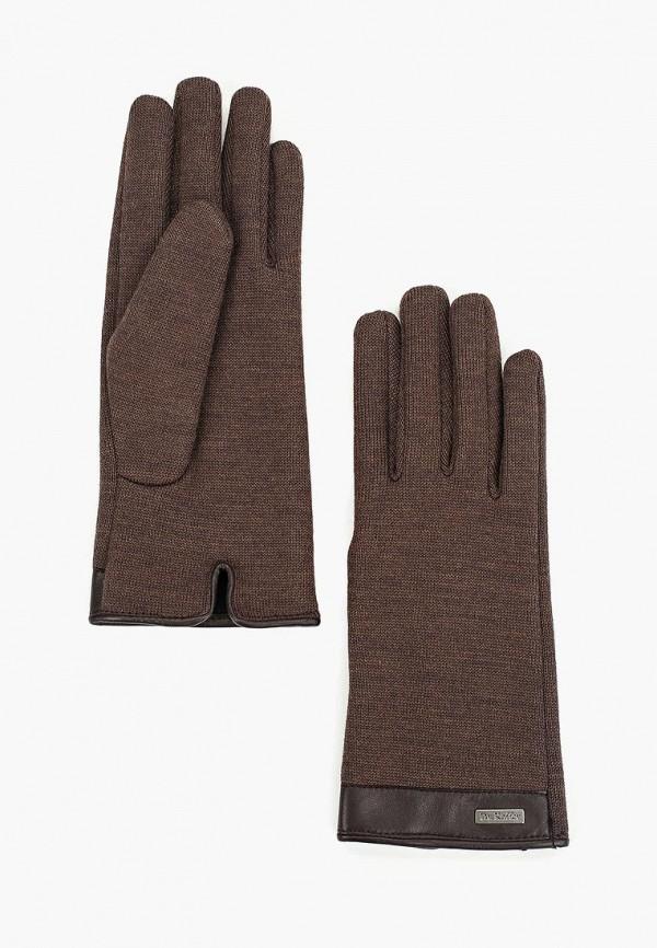 женские перчатки dr.koffer, коричневые