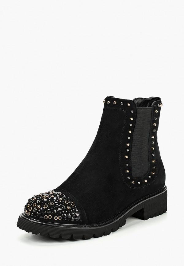 женские ботинки dino ricci, черные