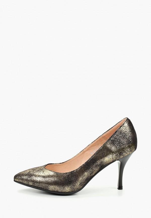 женские туфли dino ricci select, золотые
