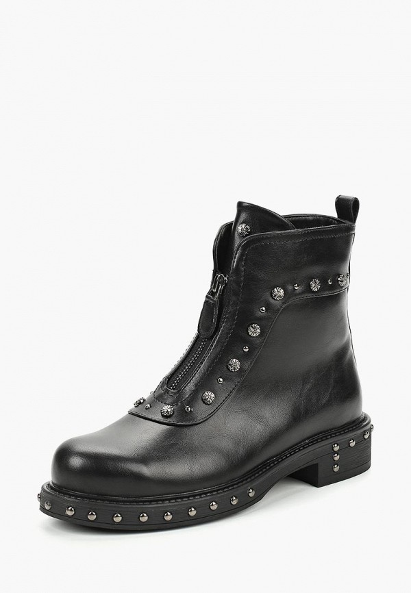 Купить Ботинки Dino Ricci Trend, mp002xw1gs9h, черный, Осень-зима 2018/2019