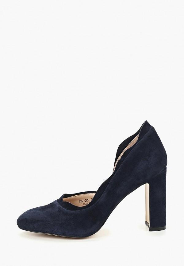 женские туфли dino ricci, синие