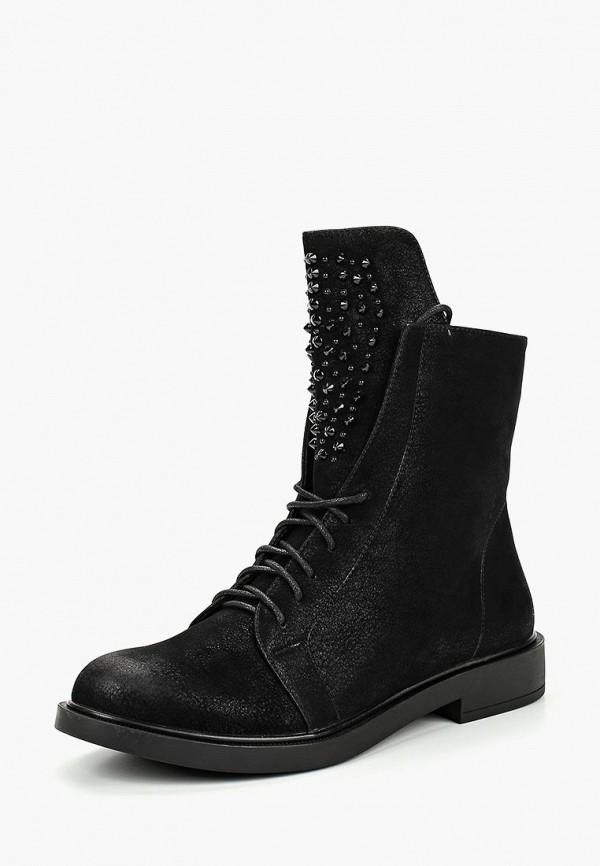 Купить Ботинки Dino Ricci Trend, mp002xw1gsab, черный, Осень-зима 2018/2019