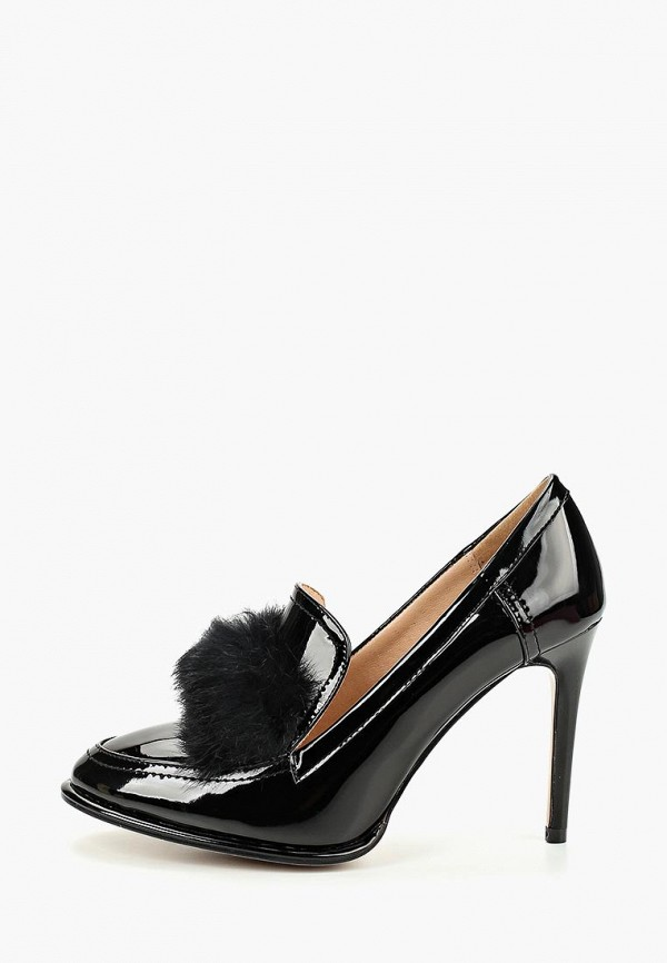 женские туфли dino ricci select, черные