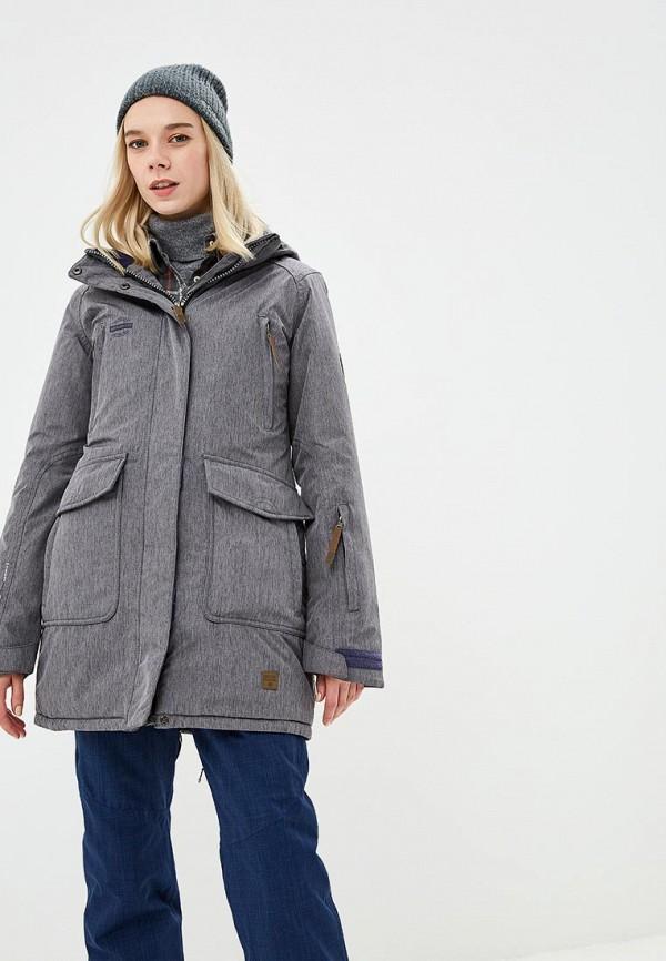 Купить Куртка горнолыжная Snow Headquarter, mp002xw1gsaz, серый, Осень-зима 2018/2019