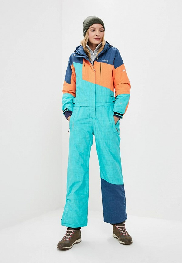 Комбинезон горнолыжный Snow Headquarter Snow Headquarter MP002XW1GSC4 gsou snow brand winter ski suit men ski jacket pants waterproof snowboard sets outdoor skiing snowboarding snow suit sport coat
