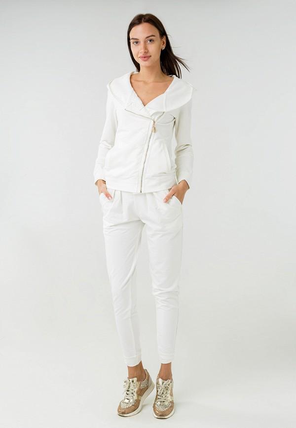 женский спортивный костюм ora, белый