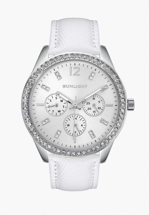 Купить Часы Sunlight, mp002xw1gsix, белый, Осень-зима 2018/2019