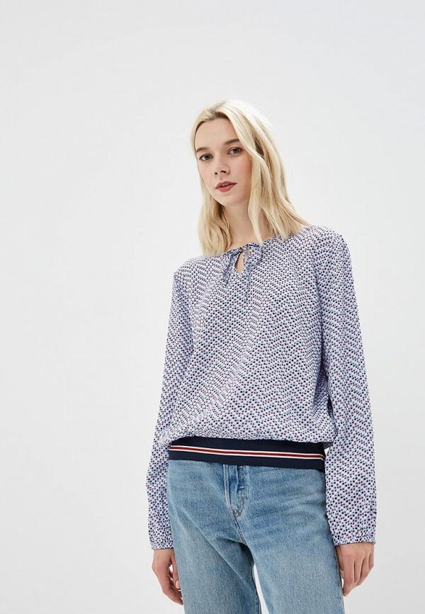 Купить Блуза Colin's, MP002XW1GSJW, голубой, Осень-зима 2018/2019
