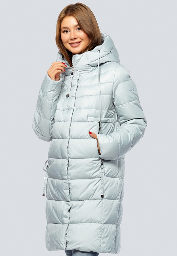 Купить Куртка утепленная Alyaska, MP002XW1GSNI, голубой, Осень-зима 2018/2019