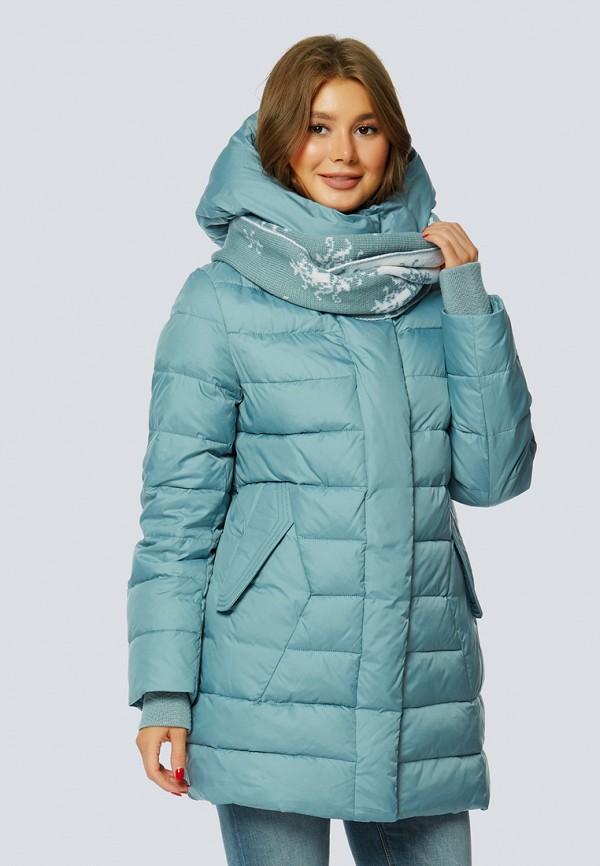 Купить Куртка утепленная Alyaska, MP002XW1GSNO, голубой, Осень-зима 2018/2019