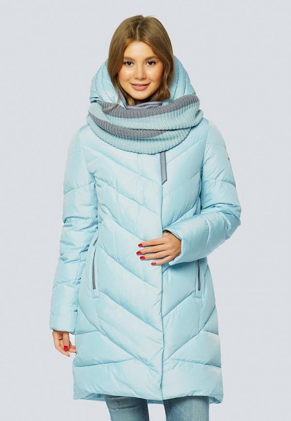 Купить Куртка утепленная Alyaska, MP002XW1GSNT, голубой, Осень-зима 2018/2019