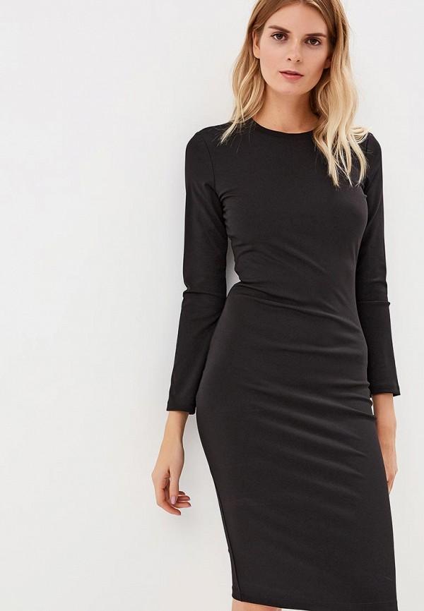 Купить Платье Incity, mp002xw1gsrx, черный, Осень-зима 2018/2019