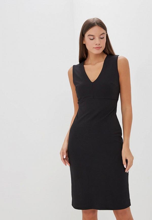Купить Платье Incity, mp002xw1gsx8, черный, Осень-зима 2018/2019