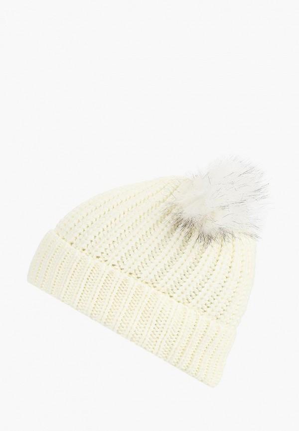 женская шапка colin's, белая