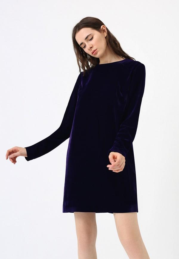 Купить Платье Lime, mp002xw1gt49, фиолетовый, Осень-зима 2018/2019