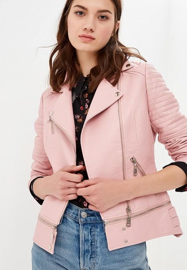 Купить Куртка кожаная Elardis, MP002XW1GTIH, розовый, Осень-зима 2018/2019