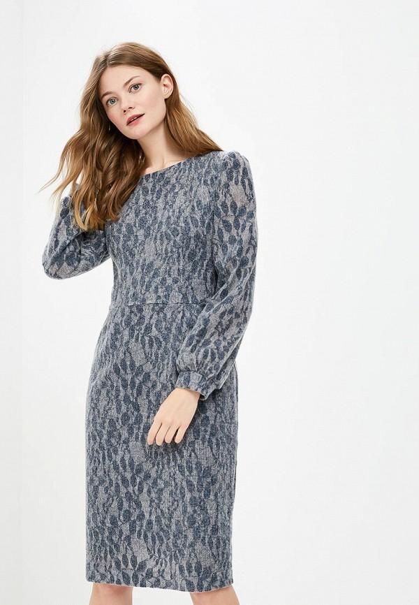 Купить Платье Vemina City Lisa Romanyk, mp002xw1gtk2, синий, Осень-зима 2018/2019