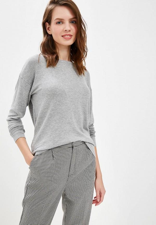 женский пуловер top secret, серый