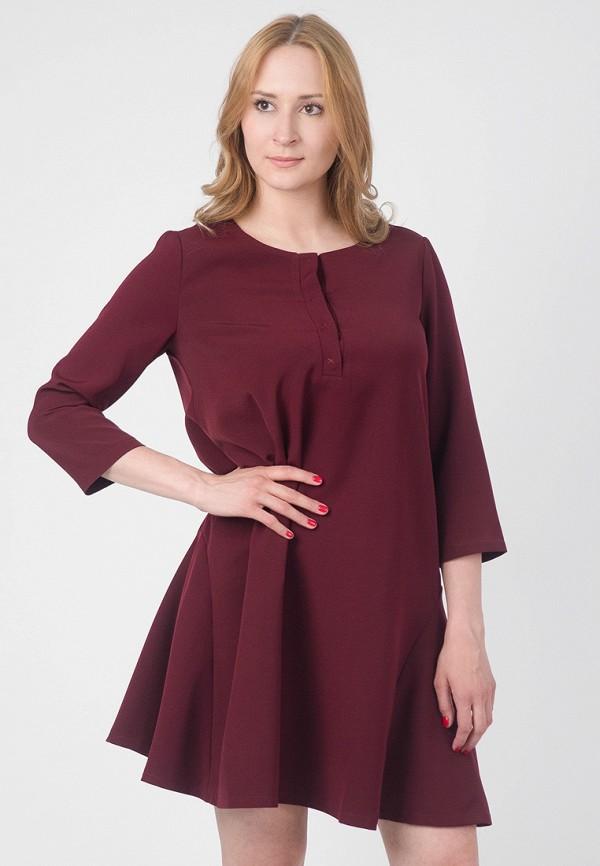 Купить Платье Cauris, mp002xw1gtn9, бордовый, Осень-зима 2018/2019