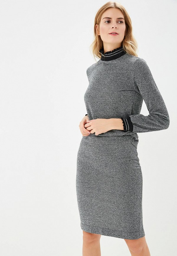 женский костюм fashion.love.story, серебряный