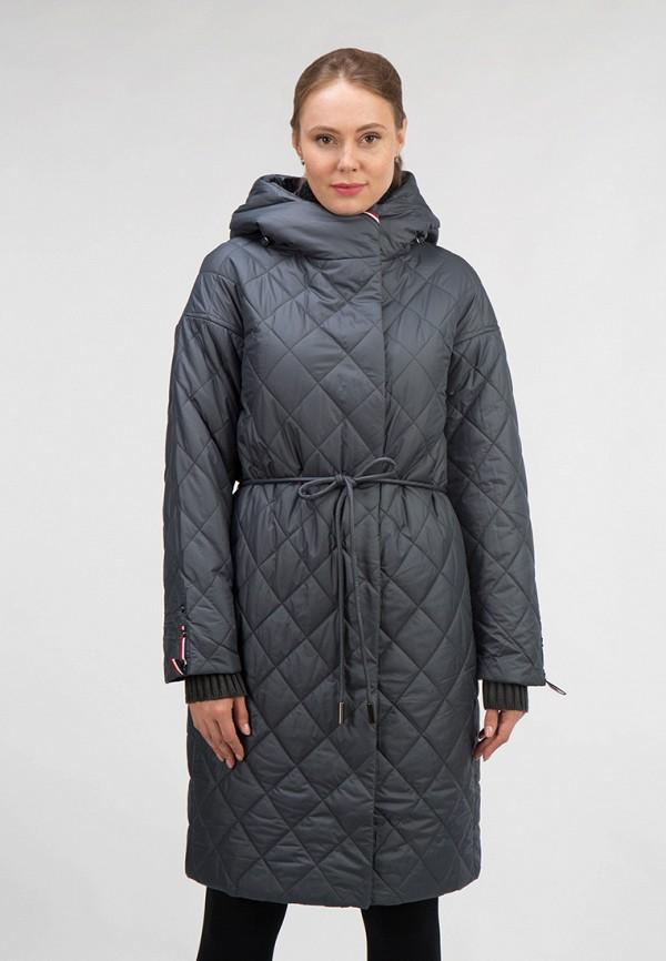 женская куртка ostrich, серая