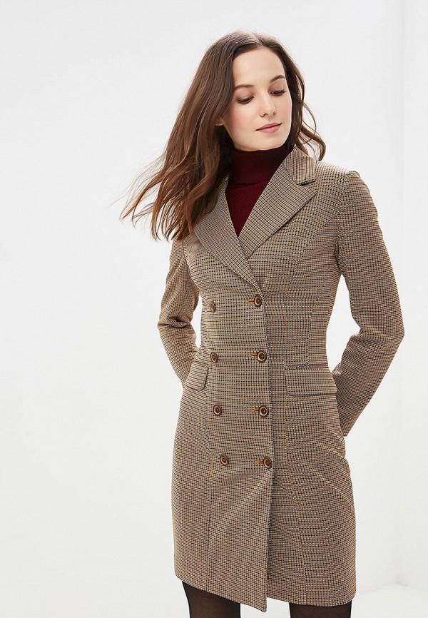 женское платье ruxara, коричневое