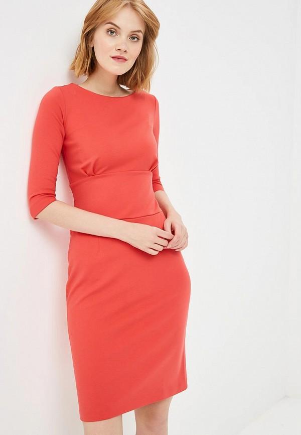 Купить Платье Ruxara, mp002xw1gtzn, коралловый, Осень-зима 2018/2019