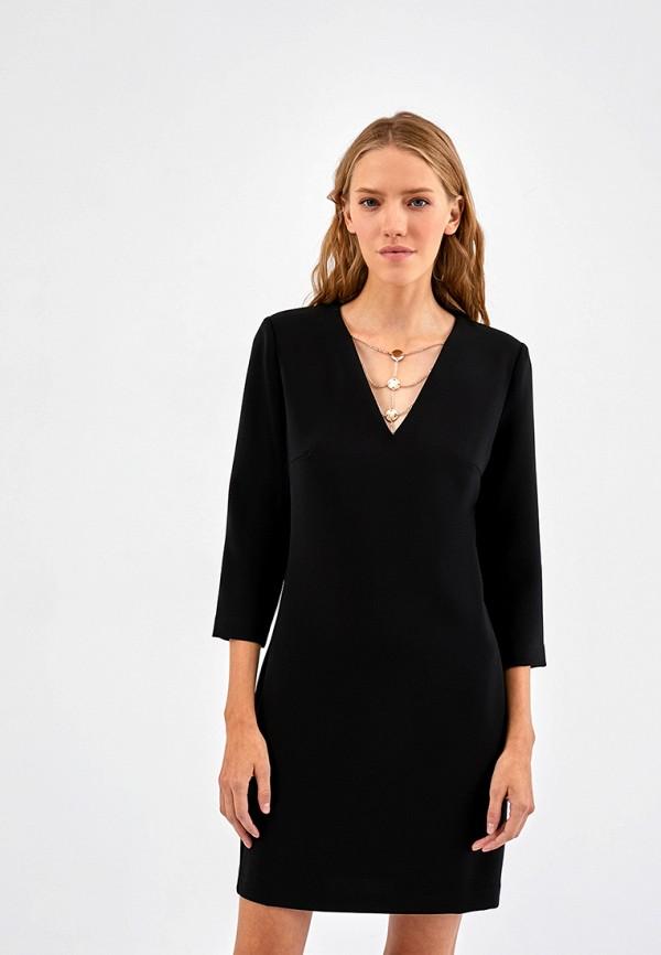 Платье Lime Lime MP002XW1GU2R платье lime цвет черный 400 6357 572 размер s 44