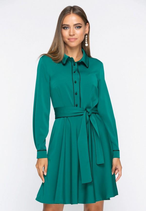 женское платье gold chic chili, зеленое