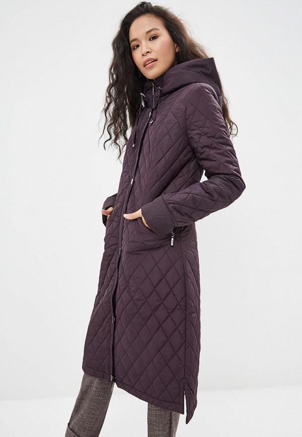 женская куртка dizzyway, фиолетовая