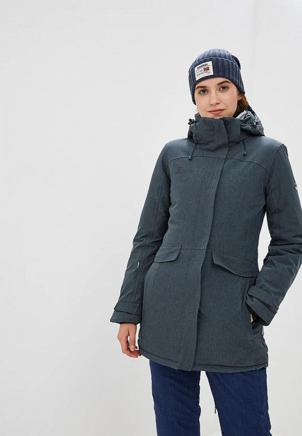 Купить Куртка горнолыжная Snow Headquarter, mp002xw1gu66, серый, Осень-зима 2018/2019