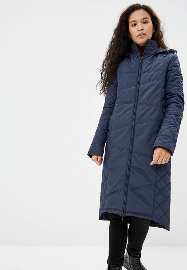 Купить Куртка утепленная DizzyWay, mp002xw1gu68, синий, Осень-зима 2017/2018