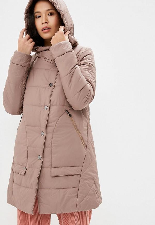 Купить Куртка утепленная DizzyWay, mp002xw1gu6p, бежевый, Осень-зима 2017/2018