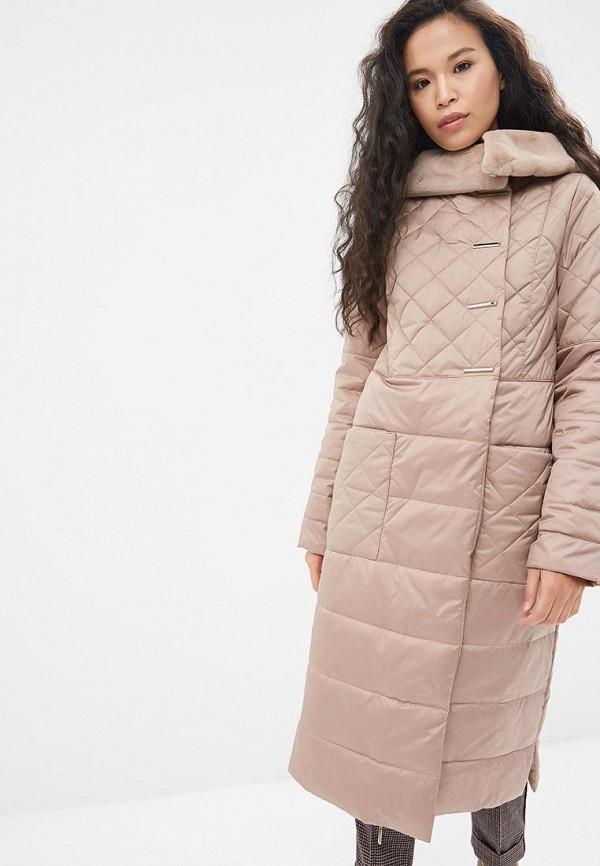 Купить Куртка утепленная DizzyWay, mp002xw1gu6w, бежевый, Осень-зима 2017/2018