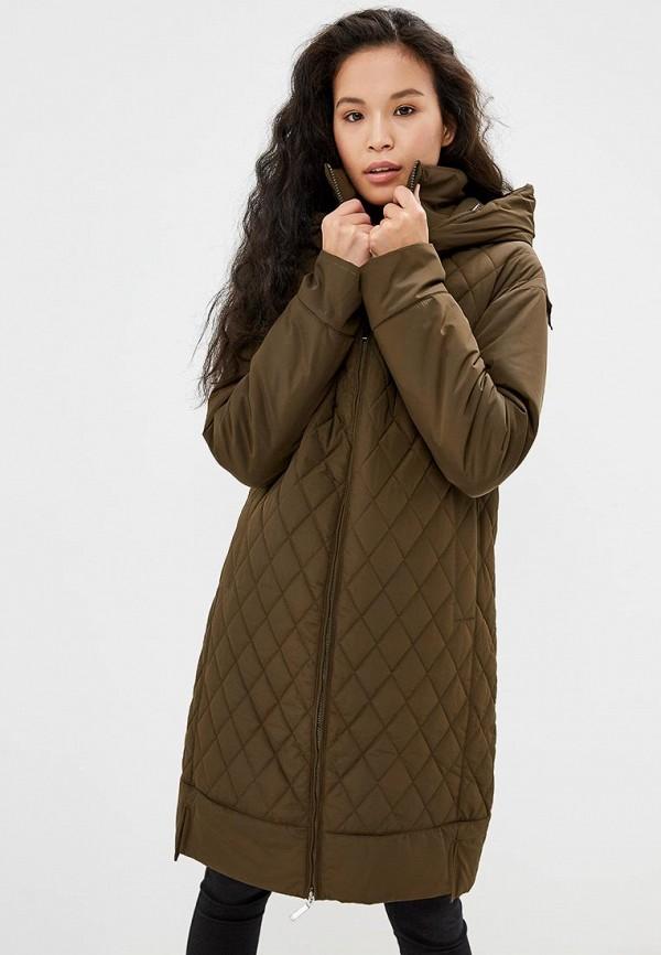Купить Куртка утепленная DizzyWay, mp002xw1gu6y, хаки, Осень-зима 2017/2018