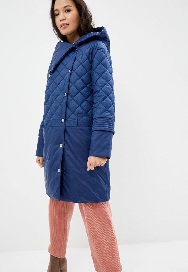 Купить Куртка утепленная DizzyWay, mp002xw1gu7z, синий, Осень-зима 2017/2018