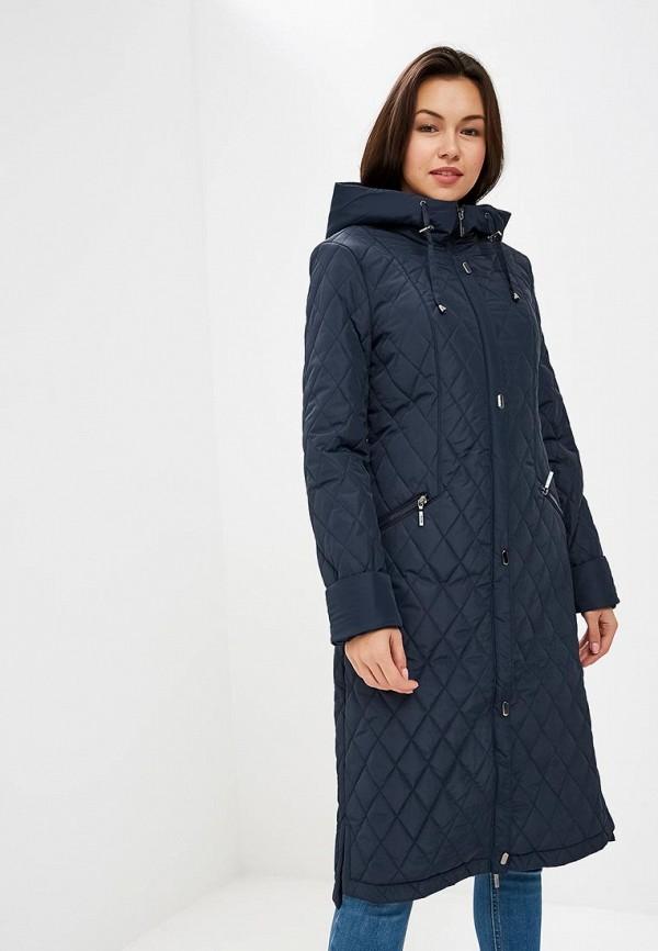 Купить Куртка утепленная DizzyWay, mp002xw1gu86, синий, Осень-зима 2017/2018