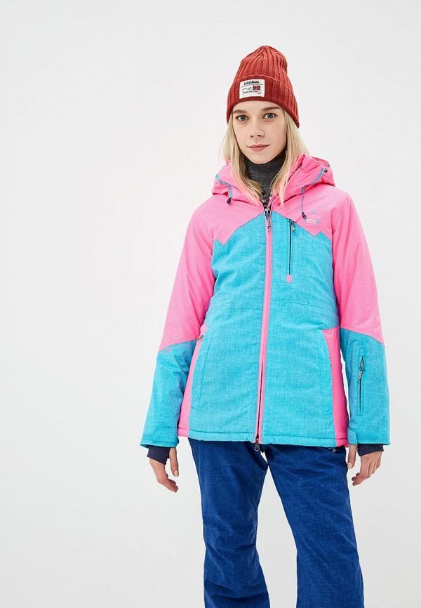 Купить Куртка горнолыжная Snow Headquarter, mp002xw1gu88, голубой, Осень-зима 2018/2019