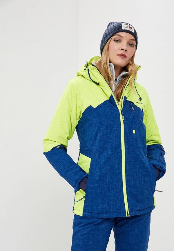 Купить Куртка горнолыжная Snow Headquarter, mp002xw1gu89, синий, Осень-зима 2018/2019