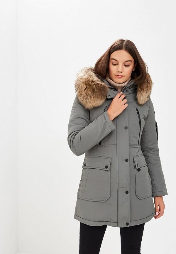 женская куртка snowimage, серая