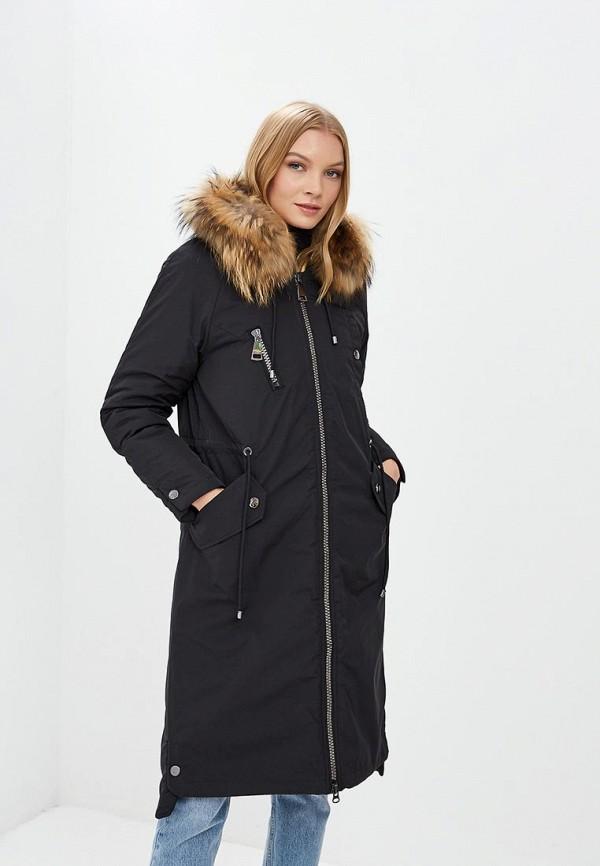женская куртка snowimage, черная